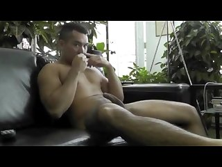Poppers non stop 4 asian guys huffing no music