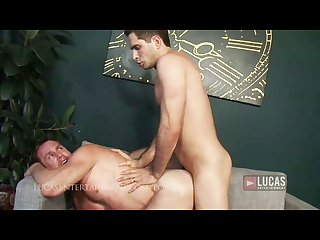 Michael lucas forces his 10inch cock on unsuspecting bottom