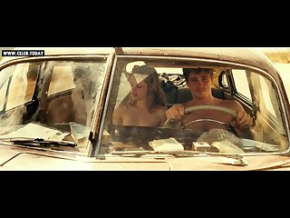 Kristen stewart naked threesome topless sex scenes on the road 2012