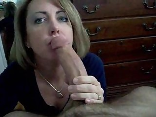Good blowjob mature