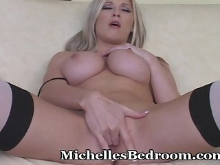 Hot babe dreams of a big cock inside her