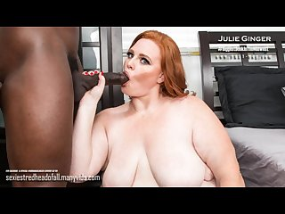 Julie Ginger biggestdonkinthemidwest interview part 1