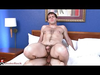 Barebacking hot guy with creampie