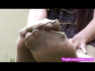 Sweet thaigirl smelly phfeet
