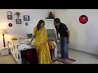 Hot indian housewife Affair with new young other man exposing house wife