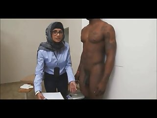 Mia Khalifa Fun With Two Cocks One is Black & One is White - Xjona.Com
