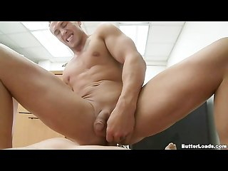 Stud amateur with a big dick
