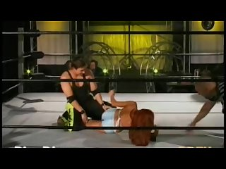 Tickle match ringdivas