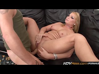 Hdvpass blonde babe flower tucci does anal