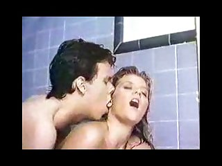 Ginger lynn steamy shower blonde classic