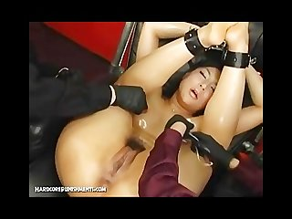 Extreme japanese fetish and bondage sex