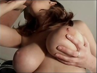 Stepsister fucks her stepbrother while visiting Family