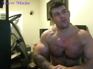 Zeb atlas webcam feb 2011 hairy body