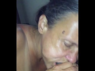 Interracial pov granny neighbor no teeth gumjob