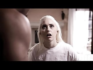 Chloe cherry in blind surprise