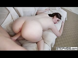Stepbrother fucks his hot sis maya kendrick