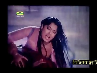 Moushumi hot dance in bathroom