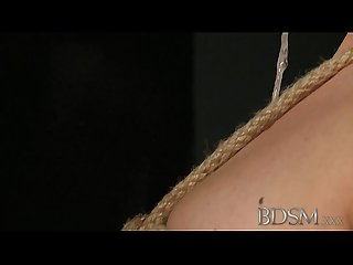 Bdsm xxx bondage master brings his cute asian sub girl to a long intense orgasm