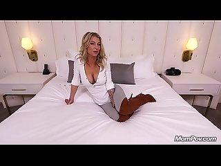 Anal fucking gorgeous petite milf pornstar synthia fixx pov