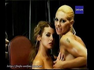 Monica farro and Valeria silva