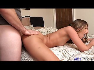 MILF Trip - Horny MILF loves getting fucked by big fat cock - Part 1