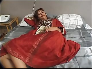 Indian total depravation she loves 2 cocks at the same time
