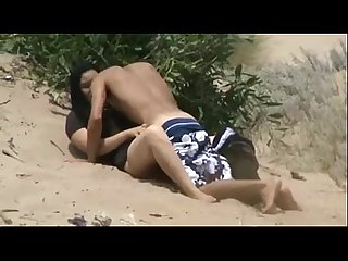 Pakistani couple from karachi fucking hard at hawks bay beach
