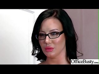 Slut girl sybil stallone with round huge tits get nailed in office Vid 28