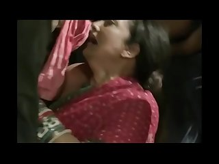 Ramya sri boobs popout from telugu movie o malli