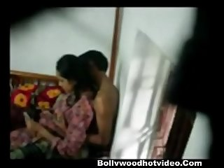 Desi married couple homemade sex