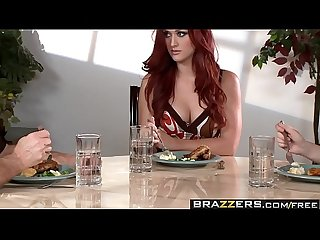 Brazzers hot and mean my stepmom is a fantastic fuck scene starring karlie montana and layden si