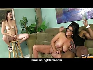 Naughty mom get boned by Black dude 16