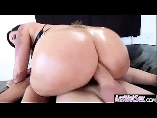 Kinky Hot Girl (dollie darko) With Big Butt Get Oiled And Anal Nailed video-09