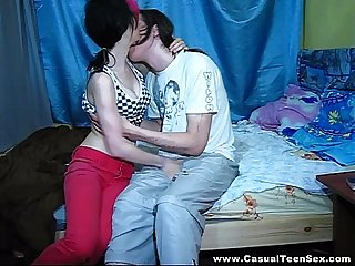 Casual Teen Sex - Casual sex with punk-emo teeny Linda teen porn