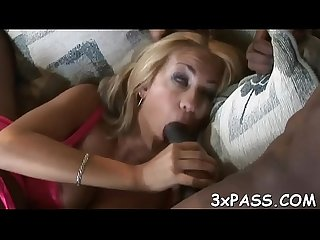 Gal fucked by black stud