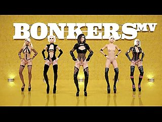BonkersMV - EPISODE 1 - Futanari Porn Music Video