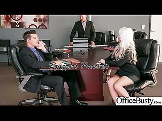 Round big tits girl holly heart get banged in office clip 25