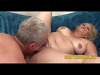 Cock hungry nympho mature granny gets cock in every hole