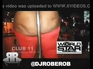MR.CUNNLINGUS ON WORLD STAR HIP HOP AT CLUB 11 IN THE BRONX THROW BACK