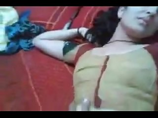 Newly wed rajasthani indian couple honeymoon boobs shaved pussy dick blowjob