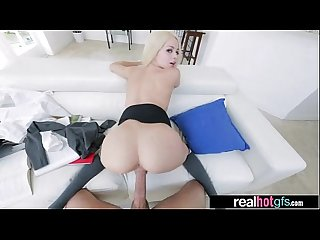 Sex hard scene with naughty horny girlfriend elsa jean movie 15