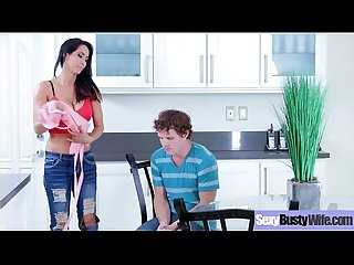 Big Tits Slut Housewife (Isis Love) Like Hard Style Intercorse movie-16