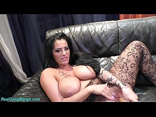 ashley cum star in wild orgy