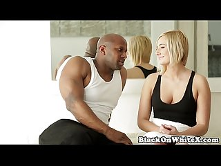 Bigbooty interacial model assfucked with bbc