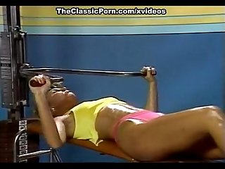 Candie evans comma francois papillon in sex in the sport club from xxx classic porn