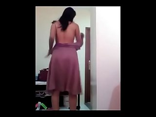 Cute delhi bhabhi all selfie once again full clip leaked