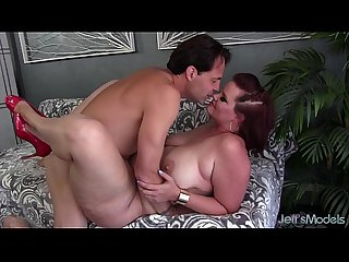 Chubby newbie fucked good