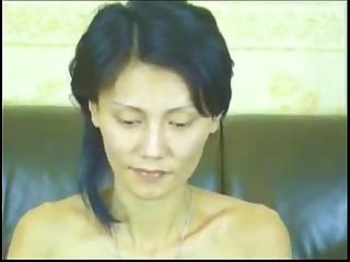 Mature asian massaging pussy chat with her asiancamgirls mooo com
