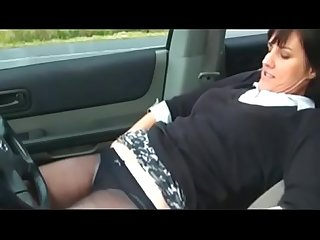 Car orgasm