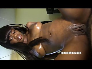 18yr black pussy banged too tight makes nut bust quick